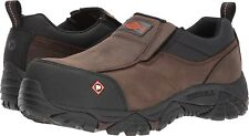 MERRELL MOAB Rover Moc Composite Toe Safety Work Shoe Mens Size 11 W Espresso