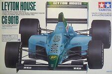 TAMIYA 1:20 KIT AUTO LEYTON HOUSE CG901B GRAND PRIX COLLECTION N. 28  ART 20028