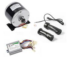 350 Watt 36 V scooter electric motor ZY1016 kit w speed controller & throttle