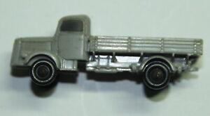 Märklin Spur H0 ein LKW in grau
