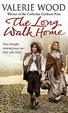 The Long Walk Home, By Valerie Wood,in Used but Acceptable condition