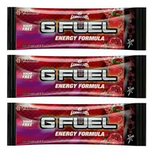 G Fuel Energy Formula Fazeberry 1Single Serving Packet Gfuel GammaLabs FaZe Clan