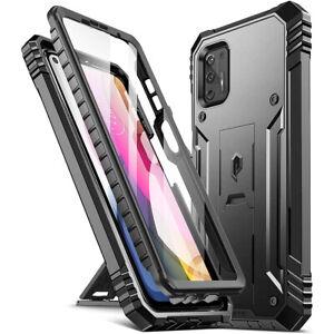 For Motorola Moto G Stylus 2021 Shockproof Case Phone Screen Protector Black