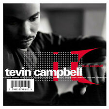 """TEVIN CAMPBELL -""""Tevin Campbell""""- Rare 1999 Rhythm & Blues/Soul CD- Brand New"""