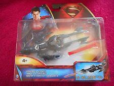 jet furtif avec superman dc comics