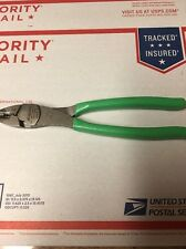 Snap On Green Terminal Crimping/Cutter Pliers