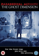 Paranormal Activity: The Ghost Dimension DVD (2016) Olivia Taylor Dudley