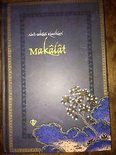 Islam Sufism Makalat Haji Bektash Veli Facsimile Alawi-Bektashi Classics