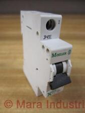 Moeller FAZ-C2/1 Single Pole Circuit Breaker FAZC21 - New No Box