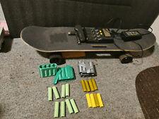 E Skateboard - LONG RANGE CITY CRUISER / Wechselbare 18650 Batterien E Longboard