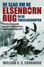 De slag om de Elsenbornrug en de tweelingdorpen