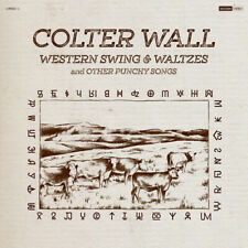 Colter Wall - Western Swing & Waltzes & Other Punchy Songs Lp New Black Vinyl