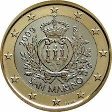 Pièces euro pour 1 Euro année 2009