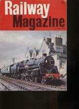 RAILWAY MAGAZINE - October 1976