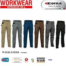 Pantaloni da lavoro COFRA WALKLANDER invernali Extra resistenti multitasca