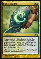Simic-amuleto foil/simic charm | nm | gatecrash | ger | Magic mtg