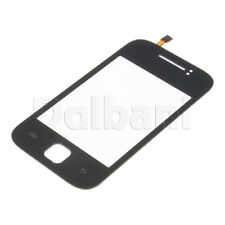New Glass with Touch Screen Digitizer for Samsung Star 2 GT-S5260 Black