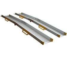 Aluminium Access Ramp Aluminum Foldable Wheelchair Folding 1,8m
