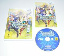 Nintendo Wii Spiel TALES OF SYMPHONIA DAWN OF THE NEW WORLD