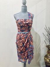 Nicole Miller corset silk dress 2. Originally $789