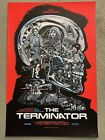 The Terminator Arnold Schwarzenegger Print Movie Poster Mondo Christopher Cox
