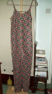 WOMENS  ATMOSPHERE  ALL IN ONE TROUSER SUIT. SIZE 10