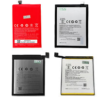 New Battery For OnePlus Two Three Five 2 3 3T 5 5T BLP597 BLP613 BLP633 BLP637