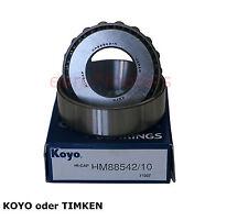TIMKEN KOYO Kegelrollenlager Radlager HM88542/88510 CAPHM 88542/88510