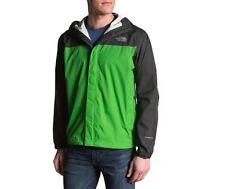 NWT The North Face Men's Venture Hyvent 2.5L Jacket Flashlight Green/Asphalt 2XL