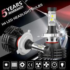 2x H4 9003 LED Headlight Kit Bulb Cool White 6500K 1800W 27000LM H/Lo Beam Power