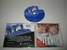 TITANIC/COLONNA SONORA/JAMES HORNER(SONY/SK 63213)CD ALBUM