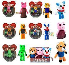 Piggy Roblox Action Figures, Plush, Plushies, Piggy, Clowny, Toys Choose Figure