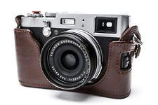 Fujifilm X100T Digital Camera - Silver (Panda) + 3 Accessories!