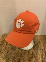 Clemson Tigers '47 BRAND Orange Hat Cap Orange Bowl Playoff Semi-final