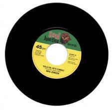 """Mike la espera, que está llegando Nuevo Modern Soul 45 (Soul Junction) 7"""" Vinilo"""