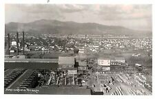 RPPC,Springfield,Oregon,Bird's Eye View,Dotson Photo,#6-22,c.1950s
