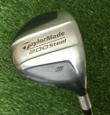 TaylorMade 200 Steel 3 Wood TT EI-70 Stiff GraphiteShaft RH