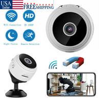 1080P Wireless WiFi CCTV Indoor Spy Full HD MINI IP Camera CAM Home Security UK