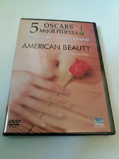 "DVD ""AMERICAN BEAUTY"" PRECINTADO SEALED SAM MENDES KEVIN SPACEY ANNETTE BENING"