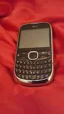 ZTE Orange Rio II 2 Mobile Locked Orange Mobile Phone in Good Condition Black