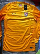 NEW Nike USA soccer Authentic Goalkeeper Jersey (Men's Large)