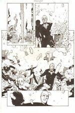 Establishment #6 p.20 Disintegrated 'Walking Dead' Artist by Charlie Adlard Comic Art