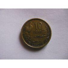10 Francs Guiraud 1955-Etat TTB