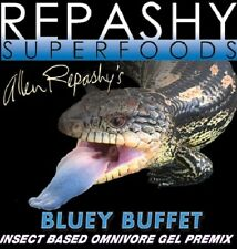 REPASHY SUPERFOOD BLUEY BUFFET FOR BLUE TONGUED SKINKS/OMNIVOROUS REPTILES 85G