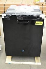 "Ge Gdf511Pgmbb 24"" White Full Console Dishwasher Nob #102426"