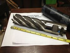 "WELDON 1/"" X 9.25/"" 6 FLUTE ENDMILL CREST KUT Rough and Finish KA 32-7D"