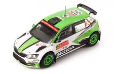 Ixo Model Ram657 Skoda Fabia R5 N.32 WRC2 Portugal 2017 Tidemand-andersson 1 43