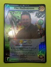 UFS STAFF Promo Foil Fighter Card - The Malbatross
