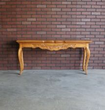 Console Table ~ Sofa Table ~ Country French Sofa Table by Drexel Heritage