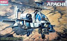 Academy Modellino 1 48 - Boeing Ah-64a Apache (q7g)